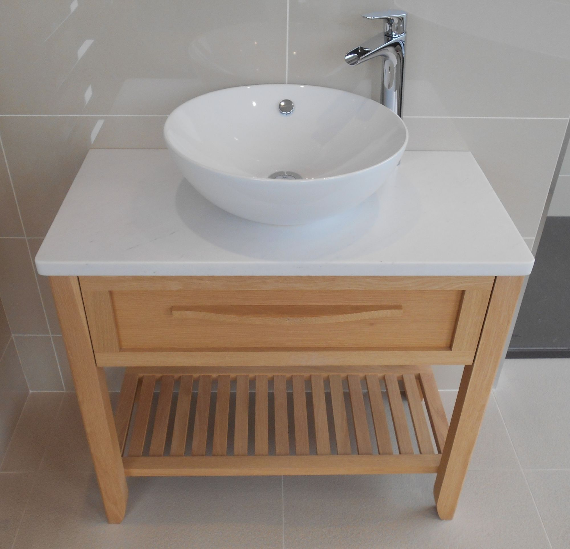 Laura Ashley Basin Unit With Worktop And Basin