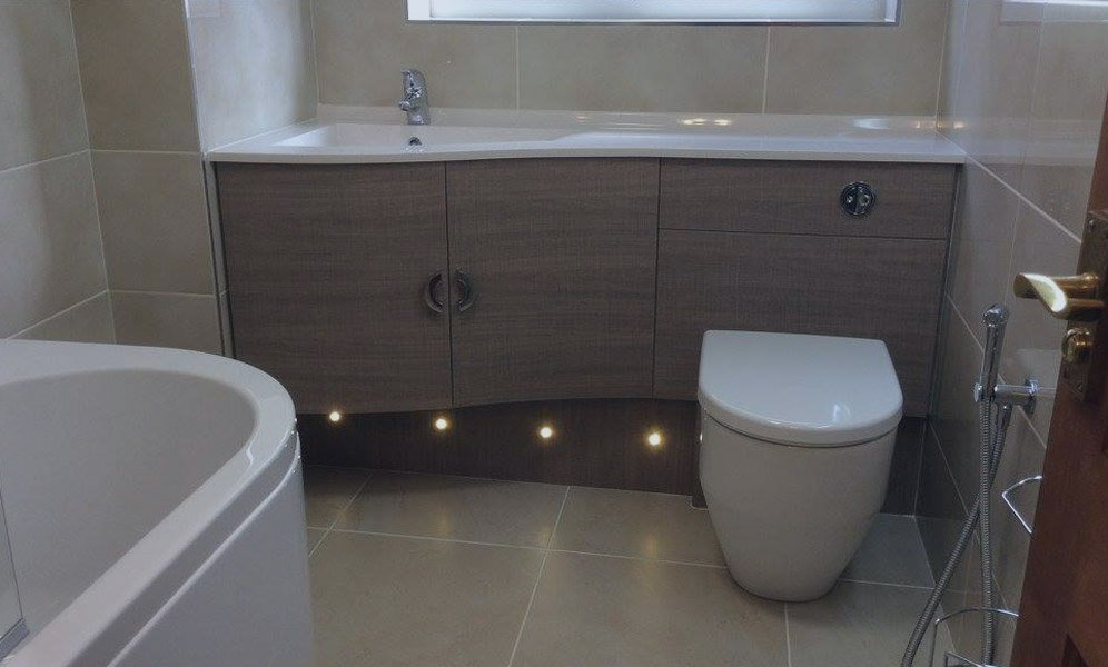 Curtis Brothers Bathrooms Design In Southampton Hampshire