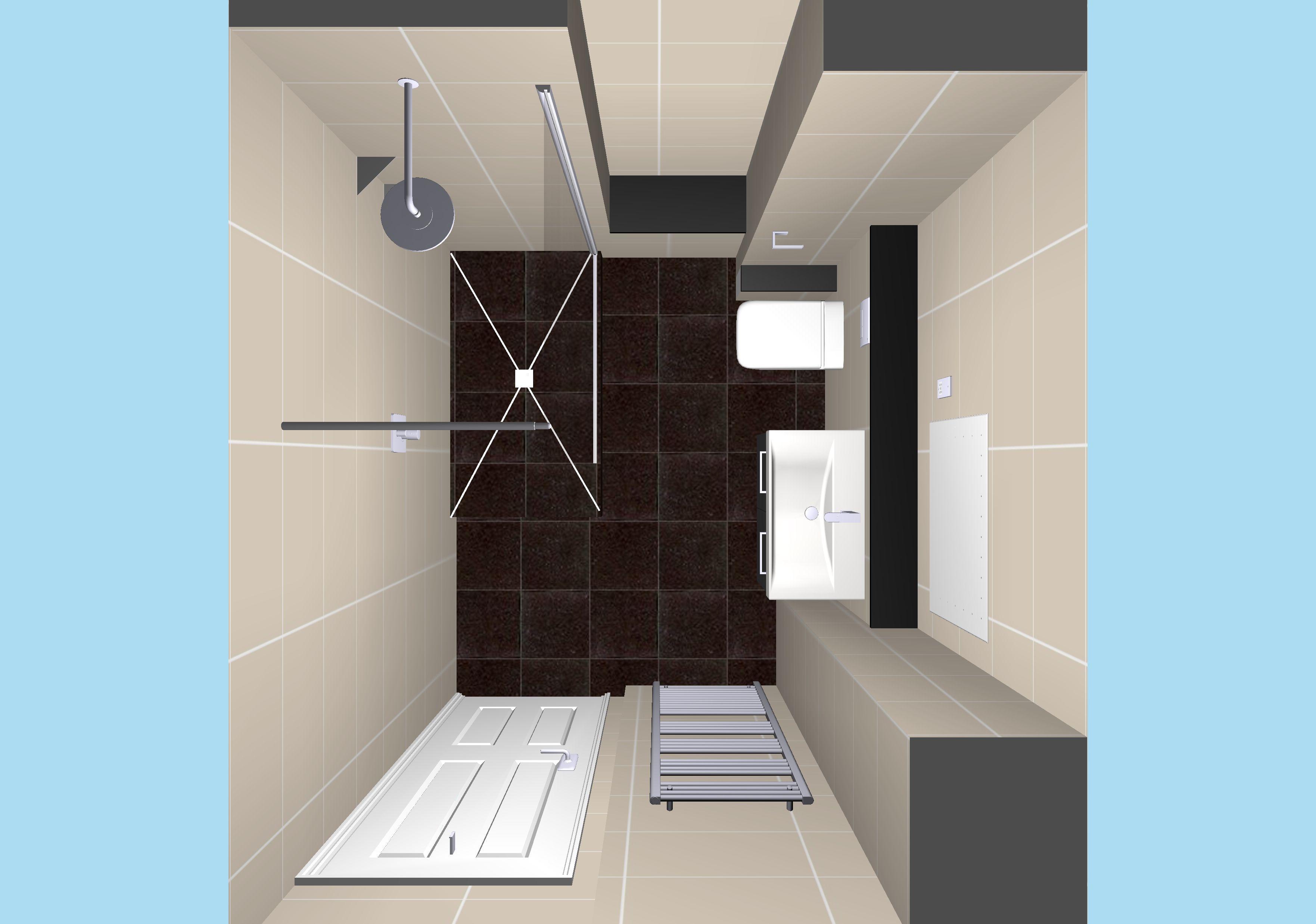 modern shower room. modern shower room installation at curtis bros
